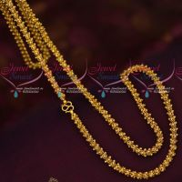 30 Inches Dasavatharam Design 6 MM Chain Flexible Cutting Daily Wear Imitation Jewellery Shop Online
