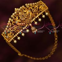 Bridal Chain Vanki Bajuband Latest Design AD Stones Online