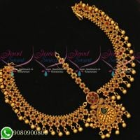 Floral Design Kemp Damini Handmade Grand Beautiful Bridal Jewellery Collections