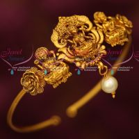 Antique Temple Bridal Jewellery String Vanki Latest Traditional Designs Online