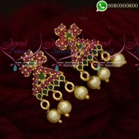 Earrings Traditional Gold Design Shop Online