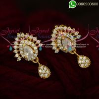 Stylish Earrings Design Gold Inspired Jewellery Online