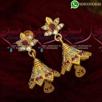 Jhumkas Online Trendy Design Imiation Jewelry