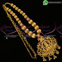 South Indian Temple Beaded Jewelry Collections