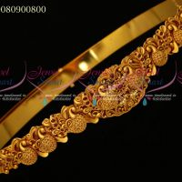 Bridal Jewellery Peacock Vaddanam Waist Belt Traditional Designs Online