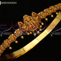 Temple Jewellery Bridal Vaddanam Waist Belt Traditional Designs Online