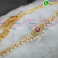 Indian Traditional Artificial Jewellery Simple Design Hip Belt Online