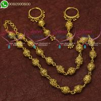 Antique Jewellery Ball Mala Nagas Handmade Traditional Designs Online Shop