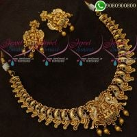 Temple Jewellery Gold Design Traditional South Indian Bridal Imitationa