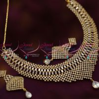 grand-wedding-jewellery-party-wear-ruby-cz-gold-plated-necklace-buy-online-latest