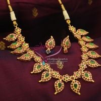 Temple-kempu-indian-tradtional-red-green-fashion-jewellery-online