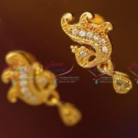 gold-plated-south-indian-traditional-screwback-earrings-fashion-artificial-jewellery-online