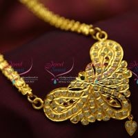 indian-traditional-gold-design-best-quality-ad-stones-handwork-pendant-24-inches-chain-online