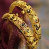 screw-open-broad-gold-design-model-plated-meena-color-delicate-work-bangles-fashion-jewelry-online