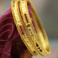 gold-design-model-plated-meena-color-delicate-work-bangles-fashion-jewelry-online