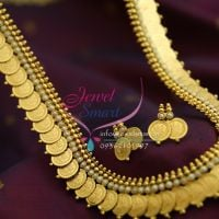 temple-coin-necklace-haram-gold-plated-pearl-indian-traditional-jewellery