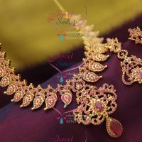 peacock-mango-unique-design-broad-long-necklace-indian-traditional-bridal-jewellery