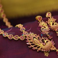 ruby-peacock-design-long-haram-south-indian-traditional-wedding-bridal-jewellery-online-price