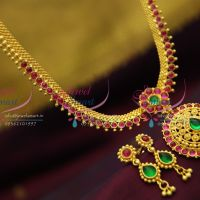 temple-kempu-south-indian-traditional-gold-design-imitation-jewelry-collections-online