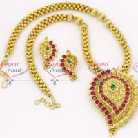 temple-kempu-south-indian-traditional-gold-design-beaded-mala-artificial-jewellery-collections-online