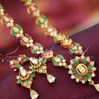 jaipur-gold-diamond-finish-jewellery-gold-plated-ruby-emerald-white-indian-traditional-necklace