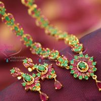 jaipur-diamond-finish-jewellery-gold-plated-ruby-emerald-white-indian-traditional-necklace-screw-back