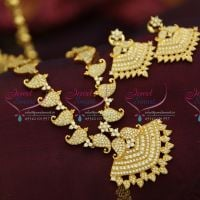 south-indian-traditional-ad-ruby-gold-mango-design-finish-haram-long-necklace-fashion-jewelry-online