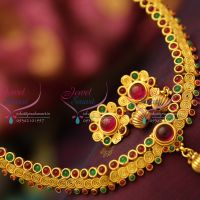 spiral-design-kemp-traditional-gold-model-antique-plated-jewellery-offer-price-buy-online