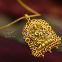 indian-traditional-temple-laxmi-god-ruby-pendant-chain-18-inches-nagas-work