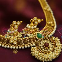 antique-gold-plated-pearl-danglers-fancy-trendy-stylish-low-price-jewellery-buy-online