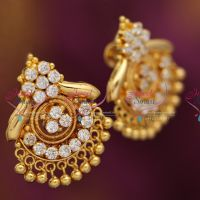 south-screwback-ad-big-earrings-gold-plated-fashion-imitation-jewelry-earrings-online