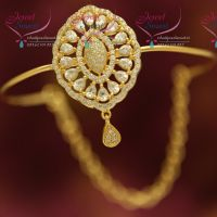 white-cz-fancy-south-indian-traditional-hand-jewellery-string-vanki-aravanki-collections-online