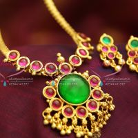 south-indian-traditional-kemp-stones-attigai-screwback-earrings-buy-online-best-prices