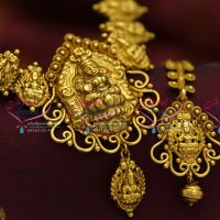 antique-gold-plated-real-look-nagas-nakshi-temple-jewellery-necklace-tikka-buy-online