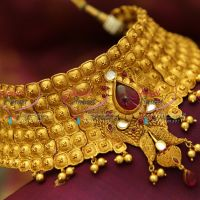 kemp-one-gram-gold-plated-exclusive-jadau-kundan-choker-bridal-necklace-online-offer-price
