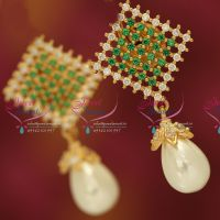 fancy-cz-colour-stones-gold-plated-earrings-buy-online-fashion-jewellery-immitation