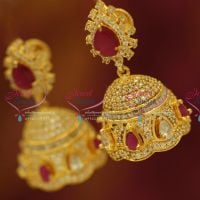 cz-grand-big-dulhan-gold-plated-earrings-buy-online-fashion-jewellery-immitation