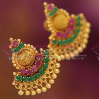gold-plated-screwback-ruby-earrings-buy-online-south-indian-fashion-jewellery