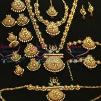 indian-traditional-grand-temple-laxmi-god-wedding-jewellery-antique-gold-plated-online