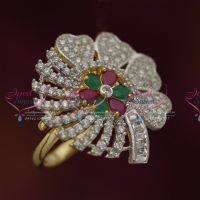 dual-holding-long-fancy-design-grand-gold-plated-cz-finger-rings-adjustable-free-size-wedding-jewellery
