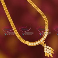 gold-plated-kids-jewellery-chain-ruby-emerald-pendant-low-cost-buy-online