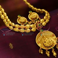 one-gram-gold-south-indian-traditional-trendy-temple-kemp-jewellery-necklace-online