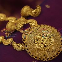 antique-gold-plated-nagas-nakshi-jewellery-haram-long-necklace-wedding-collections-buy-online