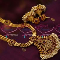 south-indian-traditional-haram-beads-design-pearl-hangings-latest-design-buy-online