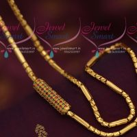 ruby-emerald-mugappu-box-chain-24-inches-3mm-chains-gold-plated-guaranteed-jewellery
