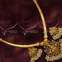 traditional-south-indian-curved-pipe-nagas-jewellery-necklace-set-gold-design-immitation