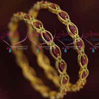 ruby-emerald-fancy-south-indian-gold-design-bangles-artificial-jewellery-shopping