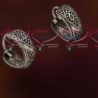 92.5-silver-jewellery-bali-earrings-oxidised-antique-finish-latest-trendy-designs-online
