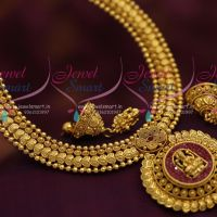 temple-jewellery-one-gram-gold-plated-necklace-jhumka-stylish-trendy-jewellery