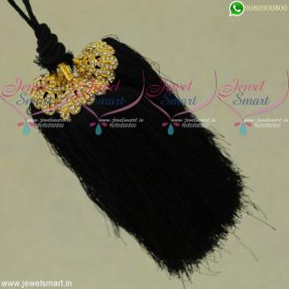 Accessories for Hair Ethnic Jada Kunjalam LCT Stones Kuppulu Shop Online